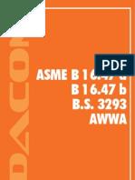 Flanges ASME B16.47