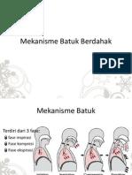 P2 - Mekanisme Batuk Berdahak