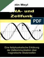 Prof. Konstantin Meyl - DNA Und Zellfunk (InhaltsVZ)