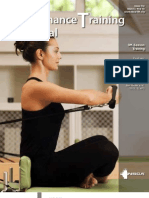Off Season Training Ptj Issue