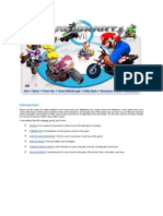 Mario Kart Wii Guide