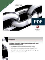 2009 Logistics Cost and Service Presentation