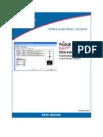 ProSoft Wireless Designer User Manual