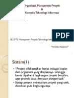 MPTI2 Organisasi MPTI