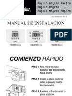 Manual de Instalacion RoberShaw