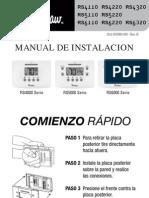 Manual de Instalacion RoberShaw
