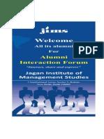 Alumni Interaction Forum