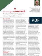 Web 2 in Local Government - For ITAdviser - Sep 2008 Original