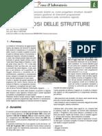 Uni 9858 - Diagnosi Strutture