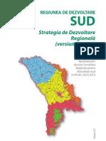 Strategia de Dezvoltare Regională Sud