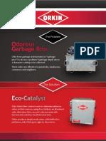 Orkin Eco Catalyst Odor Control