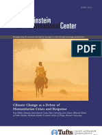 Climate Change as a Driver of Humanitarian Crises and Response