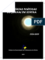 Memórias Poéticas do Jornal de Sintra, por ocasião do 75º aniversário do Jornal de Sintra