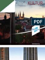 Stadt.Land.Kultur. in Bayern