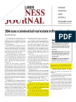 SBA Eases Commercial Real Estate Refinancing Rules