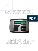 Manual Software DMPRep 11.0