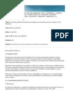 La reforma al derecho de familia en el anteproyecto de unificación de los códigos Civil y Comercial