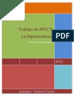 Trabajo de NTIC