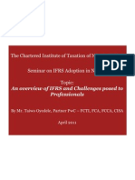 IFRS2 tax