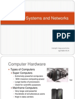 14. Computer Systems and Networks