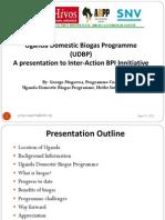 UDBP Presentation