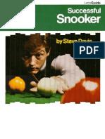 Successful Snooker - Steve Davis