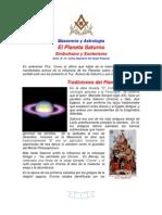Carlos Del Carpio - El Planeta Saturno