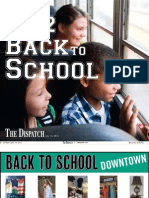 2012 Back to School Special Section