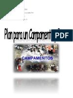 Plan Para Un Campamento
