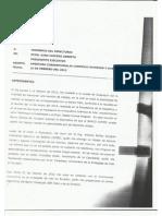 Memorandum PE-02412 from Cofiec President to Cofiec Board RE