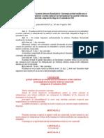 Conventia Privind Comunicarea Actelor de Procedura
