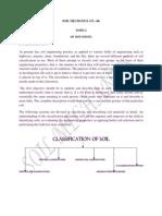 Classification of Soil i