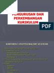 2-pengurusandanperkembangankurikulum-090610200150-phpapp02