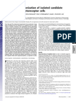 Vertebrate Magnetoreceptor Cells PNAS July