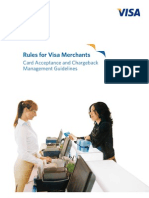 Visa Rules