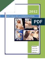 Historia de la Kinesiología en Latinoamerica, Ecuador y Ambato