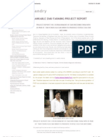 Bankable Emu Farming Project Report - Animal Husbandry