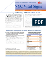 Child Asthma Survey