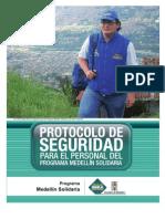 Protocolo Seguridad