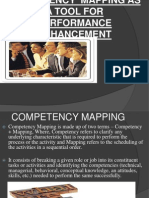 COMPETENCY  MAPPING AS A TOOL FOR PERFORMANCE ENHANCEMENT(Ankita Dave H-12).pptx