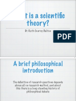 Dalton Ruth Sd What is a Scientific Theory