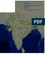 Epic India Map