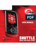 Shuttle UserManual