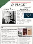 Jean Piaget - Desarrollo Cognitivo