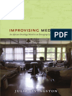 Improvising Medicine by Julie Livingston