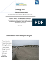 Ocean Beach Sand Back Passing Program 120717 JLO