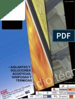 08 Compendio Aislantes y Soluciones Acusticas Ignifugas y Termicas