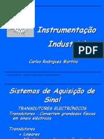 Instrumentação Industrial - Tudo Sensores