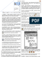 CESPE 2007a2009 04 Word 2003