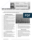 World Wheat Facts